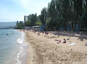 plage de Féodossia